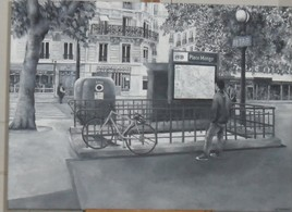 LA PLACE MONGE A PARIS