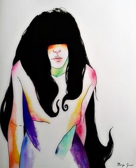 femme nue ...