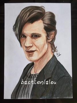 matt smith alias doctor who