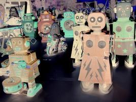 Robots en ville