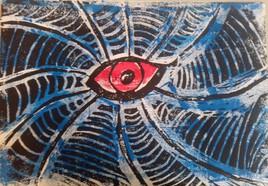 l'oeil rouge