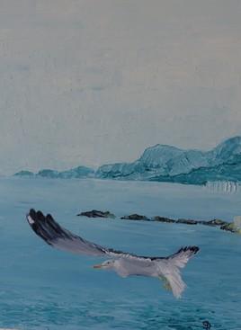 Baie de Saint Clair: à tire d'aile