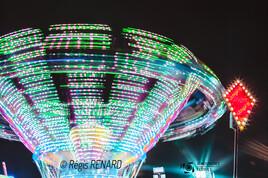 Manège : Light moving