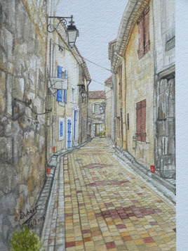 Rue traversiere PUIMISSON
