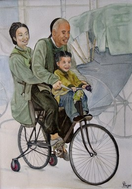 famille chinoise
