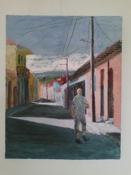 loïc à Cuba