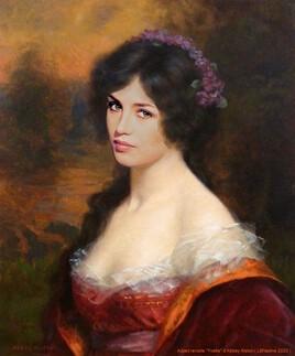 Yvette d'Abbey Alston revisitée par Adjani
