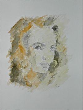 Dessin Juliette