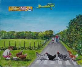 les poules 2 (méchant père dodu)