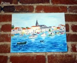 Port St Gilles croix de Vie