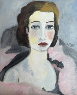 """""""La femme au boa"""""""