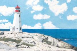 Peggy's Cove Nouvelle-Écosse