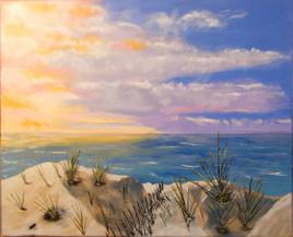 Crépuscule des dunes