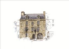 Hennebont (56) - Maison ancienne