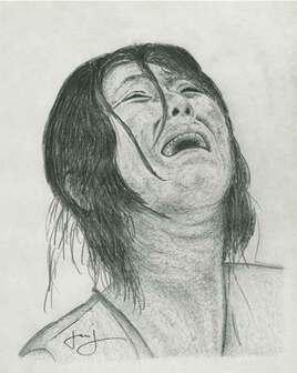 Douleur maternelle, par PORTRAIT éMOI
