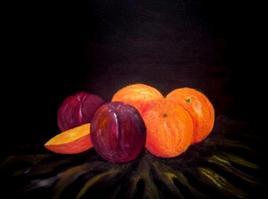 Pomme, Orange
