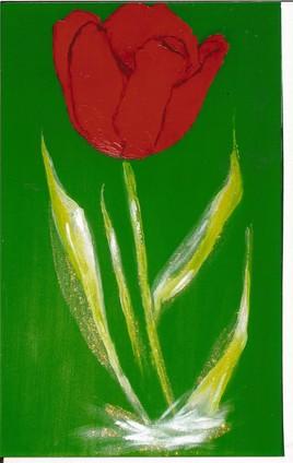 fleur déco 1