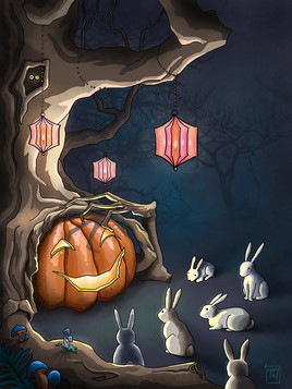 Autre Samhain 2014