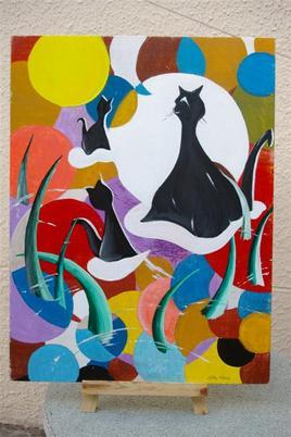 ronde de chats