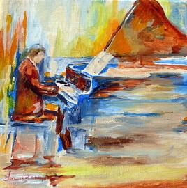 Blue note : keys