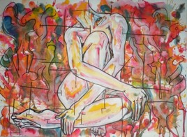 corps de femme nue