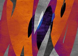 Pixart 46 - Création numérique abstraite sur papier photo