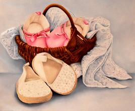 Les chaussons de Mademoiselle