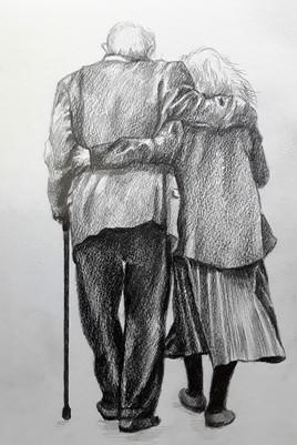 Vieux amoureux