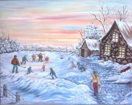 Souvenirs d'hiver