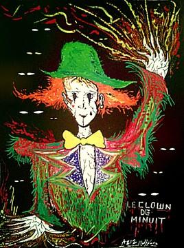 """""""Le clown de minuit"""""""