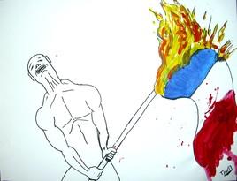 indignons nous, hommage à Stephane Hessel