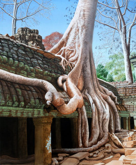 Fromager du Ta Prohm
