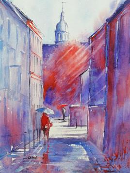 Alençon - rue Charles Aveline