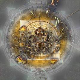PHARAON'S CLOCK