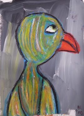 Oiseau rare