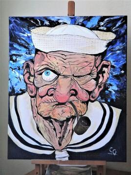 Popeye a vieilli...