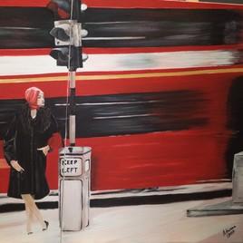 London woman - Adriana Casca
