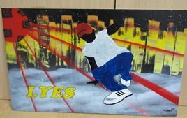 Hip Hop en Spraypainting