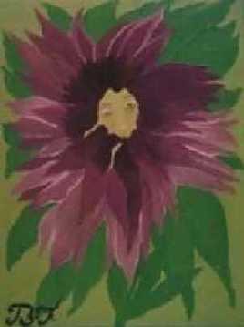 La fleur vivante