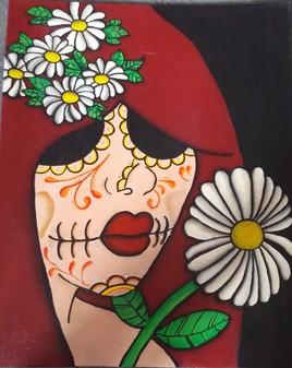 Sugar Lady flower