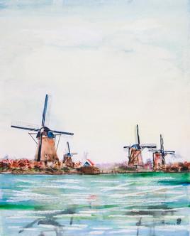 Kinderdijk-2