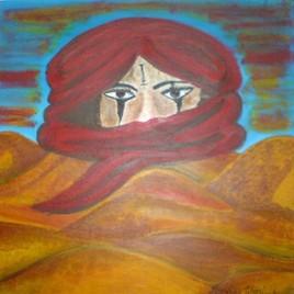 la reine du desert