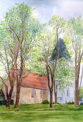 Eglise de St Ouen Marchefroy