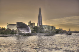 londres, the shard
