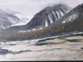 Vallée de la Clarée, Hautes Alpes