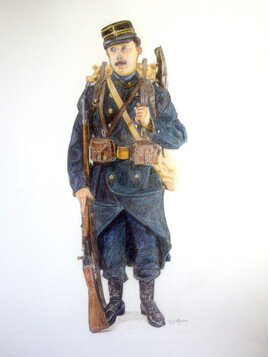 CHASSEUR Infanterie