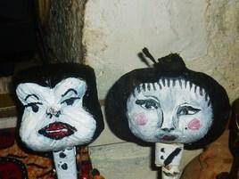 TÈTE de marionettes