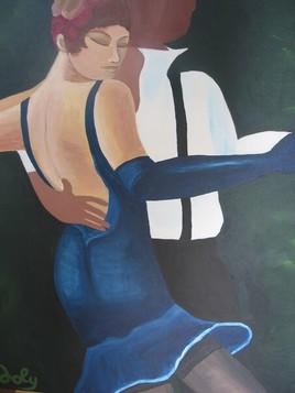 Le tango bleu
