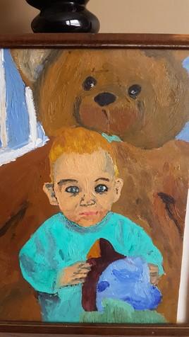 L enfant et l ours