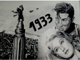 fay wray et bruce cabot dans king kong